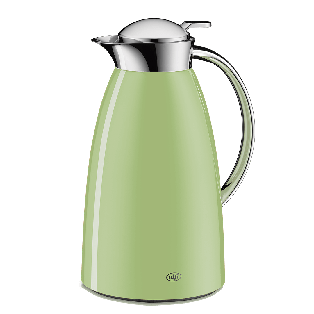 Alfi Isolierkanne Gusto,Powder green 1,0l