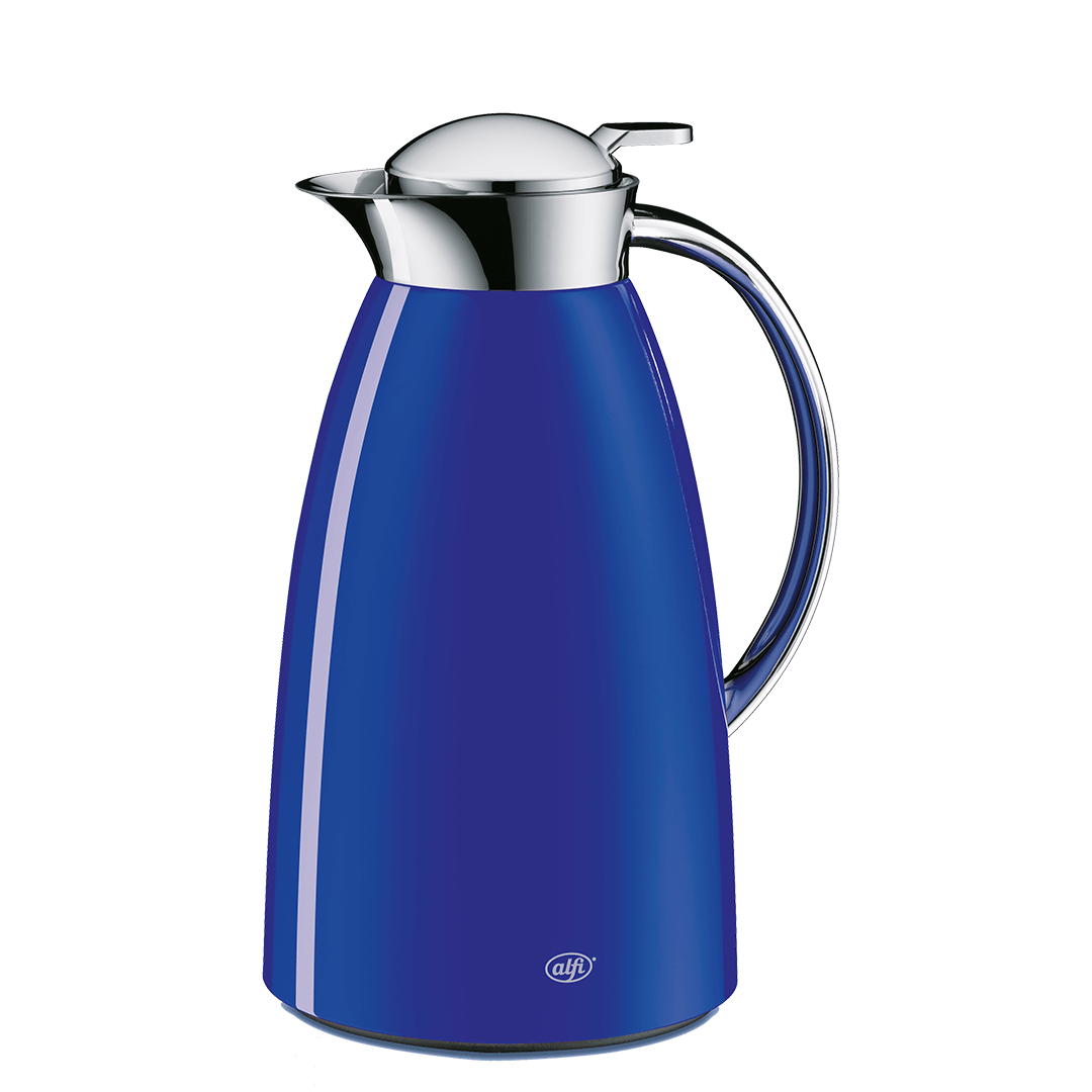Alfi Isolierkanne Gusto, royal blue 1,0l