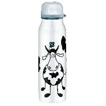 Alfi Isolier-Trinkflasche isoBottle crazy cow 0.5L